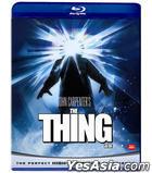 The Thing (Blu-ray) (Korea Version)