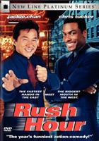 Rush Hour (DVD) (Japan Version)