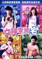 女神愛揀宅(愛情無全順) (2014) (DVD) (香港版)