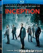 Inception (2010) (Blu-ray) (Hong Kong Version)
