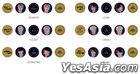 Victon 1st Concert 'New World' Goods - Roll Round Sticker (Se Jun)