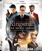 Kingsman: The Secret Service (2014) (Blu-ray) (Hong Kong Version)
