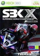 SBKX Superbike World Championship (Japan Version)