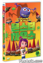 Monster House (DVD) (Korea Version)