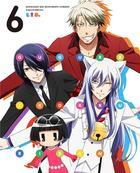 Gugure! Kokkuri-san Vol.6 (Blu-ray)(Japan Version)