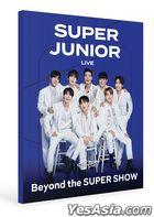 SUPER JUNIOR - Beyond LIVE BROCHURE SUPER JUNIOR Beyond the SUPER SHOW