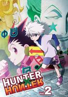 HUNTER X HUNTER (DVD) (Vol.2) (Japan Version)