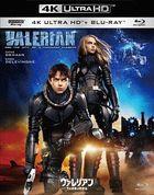星際特工:千星之城 [4K ULTRA HD + Blu-ray Set](日本版)