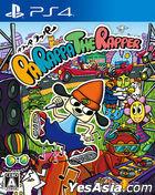PaRappa The Rapper (Japan Version)