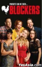 Blockers (2018) (DVD) (Hong Kong Version)