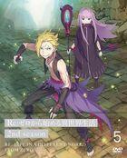 Re:Zero kara Hajimeru Isekai Seikatsu 2nd Season Vol.5 (DVD) (Japan Version)