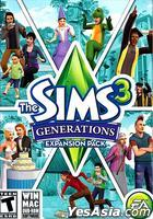 The Sims 3: Generations (Expansion Pack) (英文版) (DVD 版)