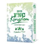 2019 FNC KINGDOM -WINTER FOREST CAMP-[BLU-RAY]  (完全生産限定盤)(日本版)