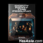 EXO Special Album - DON'T FIGHT THE FEELING (Photo Book Version 2) + Poster in Tube (Photo Book Version 2)