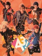 Mankai Stage 'A3!' -Autumn & Winter 2019-  (Blu-ray) (Limited Edition)(Japan Version)