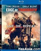 Edge of Tomorrow (2014) (Blu-ray) (Hong Kong Version)
