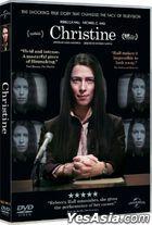 Christine (2016) (DVD) (Hong Kong Version)