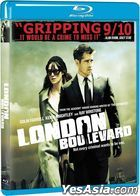 London Boulevard (2010) (Blu-ray) (Taiwan Version)