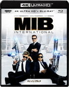 Men in Black: International (4K Ultra HD + Blu-ray) (Japan Version)