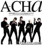 Super Junior Vol. 5 Mr. Simple (Repackage) - A-CHA (Taiwan Version)