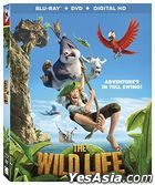The Wild Life (2016) (Blu-ray + DVD + Digital HD) (US Version)