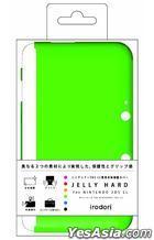 3DS LL Jelly Hard (绿色) (日本版)