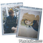 SMTOWN COEX Artium Official Goods - EXO - Exodus A4 Size Photo Set (2pcs) (Xiu Min)