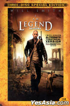 I am Legend (DVD) (Limited Edition) (Korea Version)
