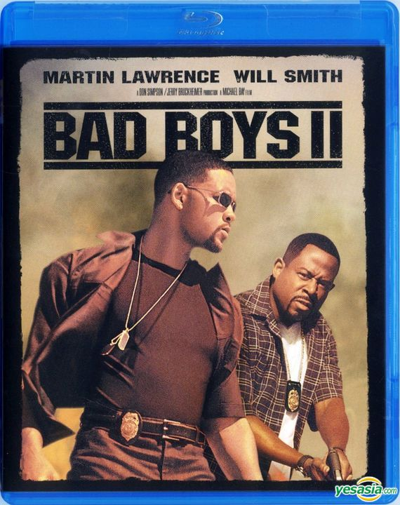 Yesasia Bad Boys Ii 2003 Blu Ray Mastered In 4k Hong Kong Version Blu Ray Will Smith Martin Lawrence Intercontinental Video Hk Western World Movies Videos Free Shipping North America Site