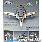Macross : 1/60 Perfect Transformation VF-0S with QF-2200D-B Ghost Booster