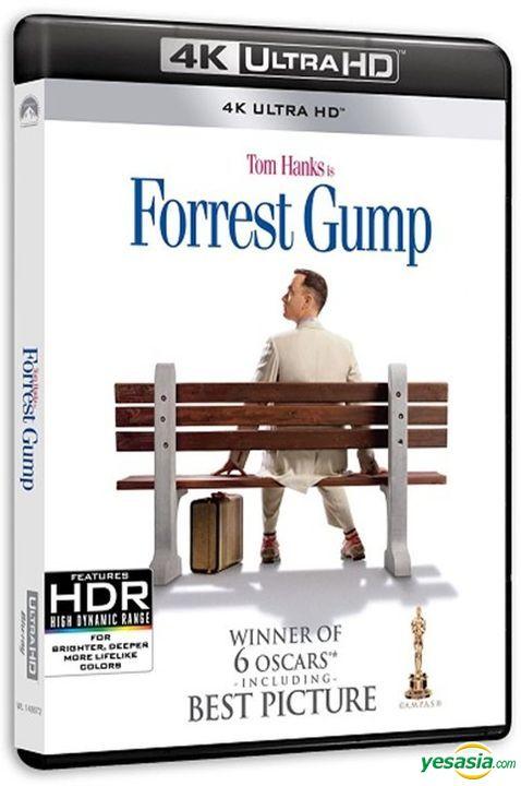 Yesasia Forrest Gump 1994 4k Ultra Hd Blu Ray Hong Kong Version Blu Ray Robin Wright Gary Sinise Intercontinental Video Hk Western World Movies Videos Free Shipping