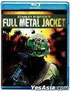 Full Metal Jacket (1987) (Blu-ray) (Deluxe Edition) (Hong Kong Version)