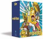 Golden Warrior Gold Lightan Blu-ray Box (Blu-ray)(Japan Version)