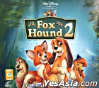 The Fox And The Hound 2 (VCD) (Original English) (Hong Kong Version)