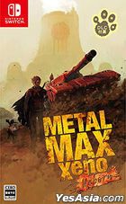 METAL MAX Xeno Reborn (Normal Edition) (Japan Version)