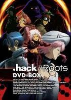 .hack//Roots DVD Box (DVD) (Japan Version)