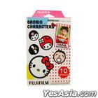 Fujifilm Instax Mini Film (Sanrio) (10 pcs per pack)