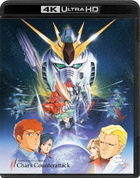 Mobile Suit Gundam Char's Counterattack (4K Ultra HD + Blu-ray) (Special Edition) (4K Remastered) (Japan Version)