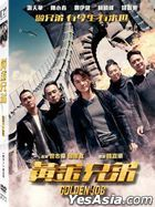 Golden Job (2018) (DVD) (Taiwan Version)