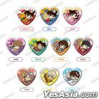 Detective Conan : Heart Style Can Badge Collection American Diner