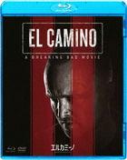 El Camino: A Breaking Bad Movie Blu-ray & DVD Set(Japan Version)