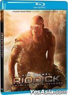 Riddick (2013) (Blu-ray) (Taiwan Version)