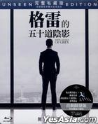 Fifty Shades of Grey (2015) (Blu-ray) (Taiwan Version)