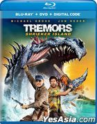 Tremors: Shrieker Island (2020) (Blu-ray + DVD + Digital Code) (US Version)