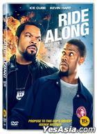 Ride Along (2014) (DVD) (Korea Version)