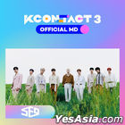 SF9 KCON:TACT 3 Official MD - Ticket & AR Card Set