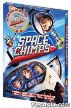 Space Chimps (DVD) (Hong Kong Version)