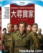 The Monuments Men (2014) (Blu-ray) (Taiwan Version)