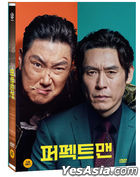 Man of Men (DVD) (Korea Version)