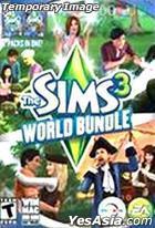 The Sims 3 : Worlds Bundle (英文版) (DVD 版)